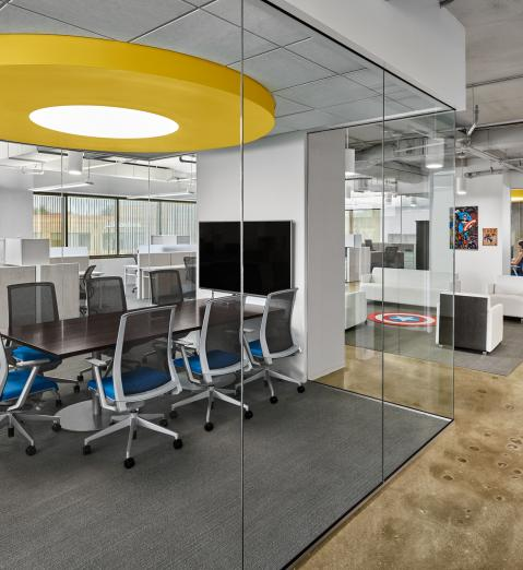 "FINA 48"" Recessed Conference Room"